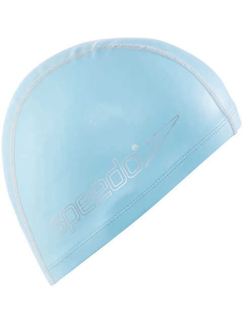 speedo Pace Cap Juniors Blue